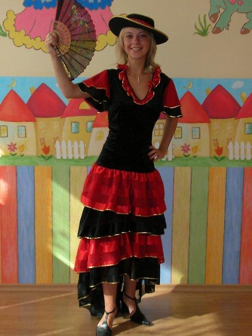 Hiszpanka- Flamenco