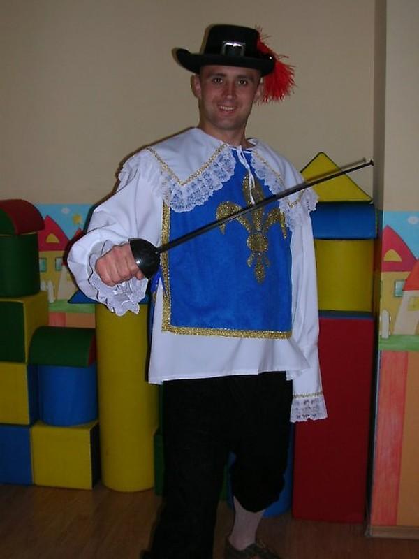 Muszkieter D'Artagnan