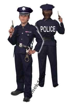Policjant mundurowy