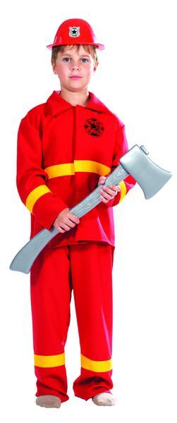 Strażak czerwony
